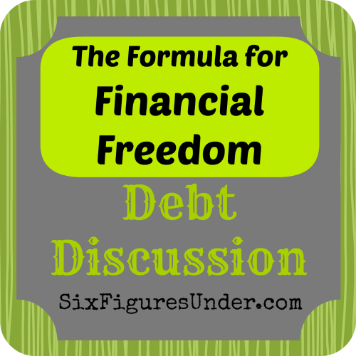 The answer to getting out of debt, saving for the future and any other financial goal is the application of the same formula.  It's not rocket science, but simple principles that not everyone puts into practice.