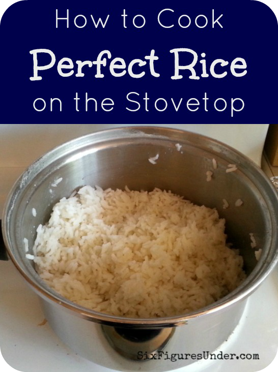 How to Cook Perfect Rice on the Stove & Easy Mexican Rice Recipe ...