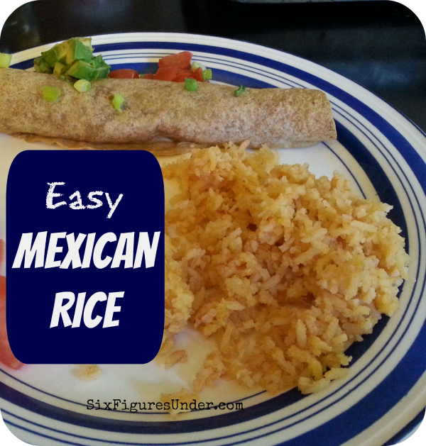 Learn how to cook rice on the stove without a rice cooker! A foolproof way to get it perfect every time. Plus an easy recipe for Mexican Rice.