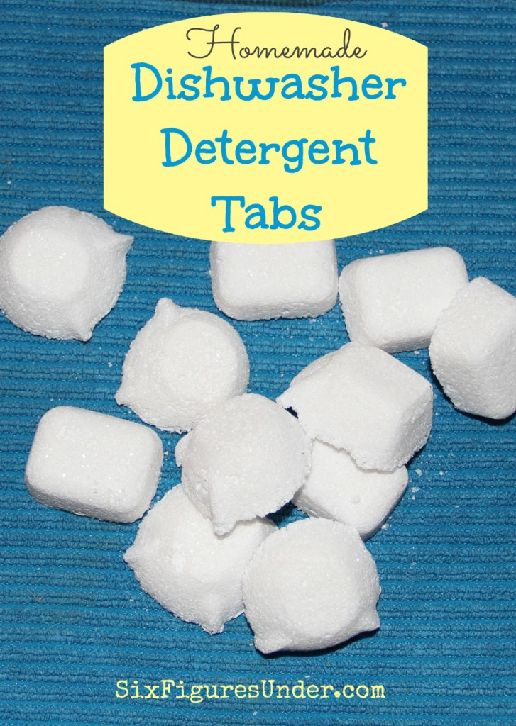 Dishwashing Detergent Brands Dishwasher Detergent Tabs