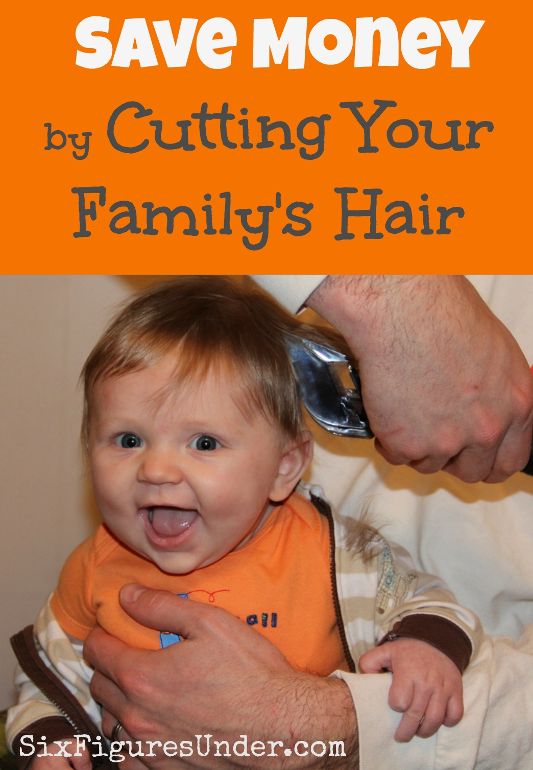 Save Money By Cutting Your Familys Hair Six Figures Under - How to cut boys hair