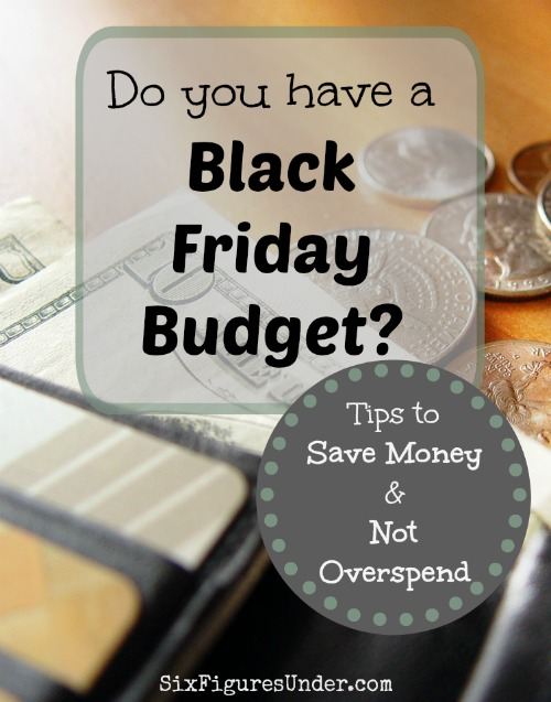 Do you have a Black Friday budget? When you stick to a budget and a plan, Black Friday can save you money. Here are some SIMPLE TIPS to help you save and not overspend on Black Friday weekend.