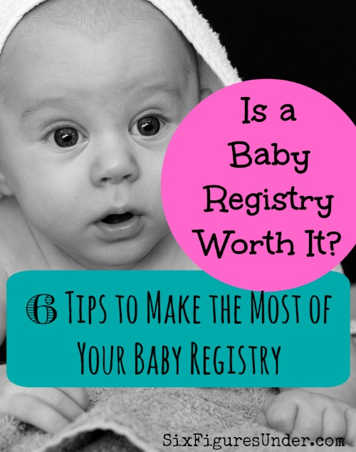 Is a Baby Registry Worth It? Tips to Make the Most of Your ...