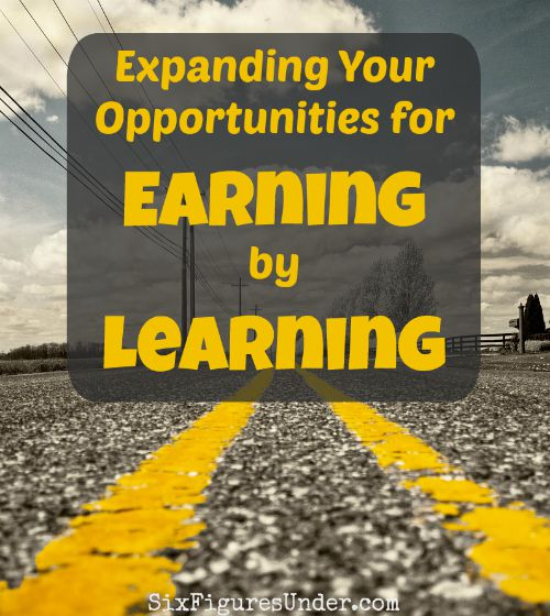 Unfortunately being a professional student not only doesn't earn an income, it is also very expensive. What if you can learn a skill that you can then turn into a business? Maybe you already have a skill that you could teach others to earn some extra income.