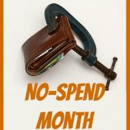 No-Spend Month Update #3– Temptations and Powdered Milk
