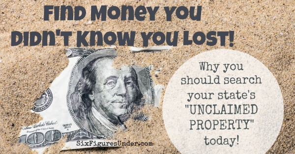 Find money you didn 39 t know you lost search your state 39 s for How to get money to buy land