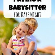 How to Avoid Paying a Babysitter for Date Night