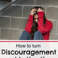 How to Turn Your Debt Discouragement into Motivation