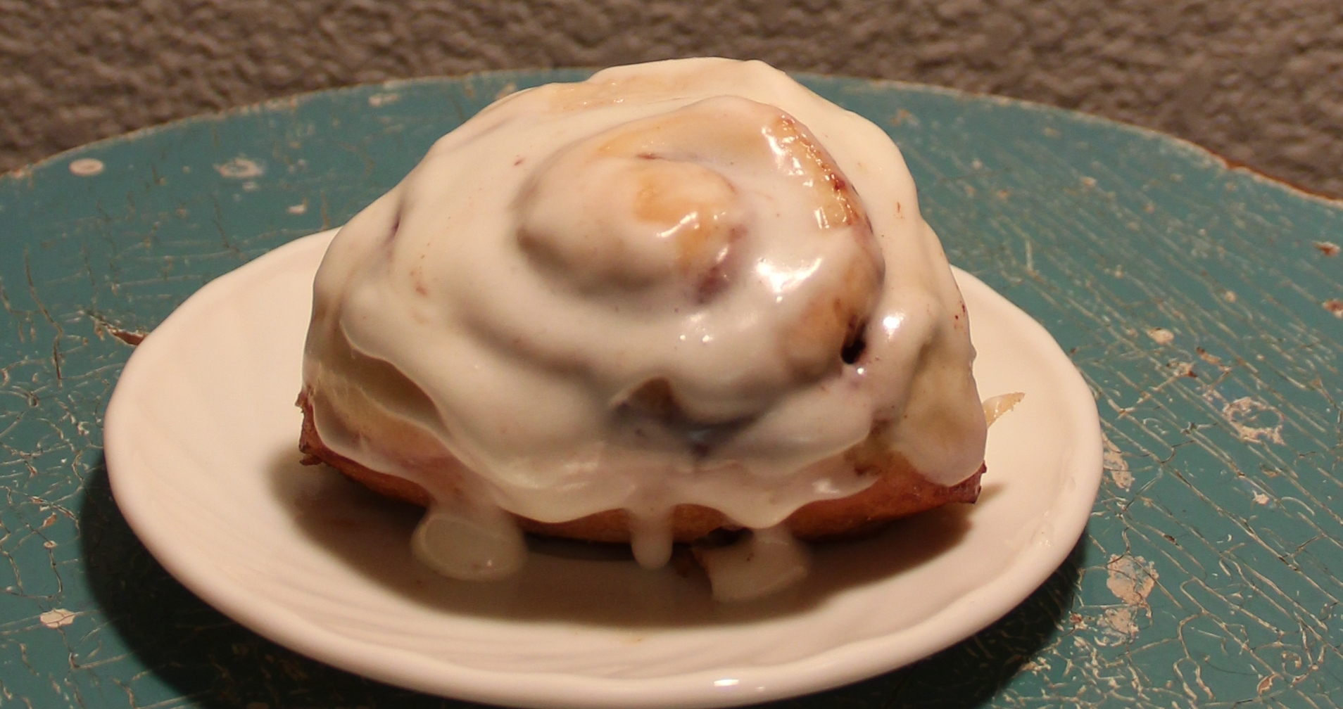Homemade Cinnamon Rolls with Cream Cheese Frosting - Six ...