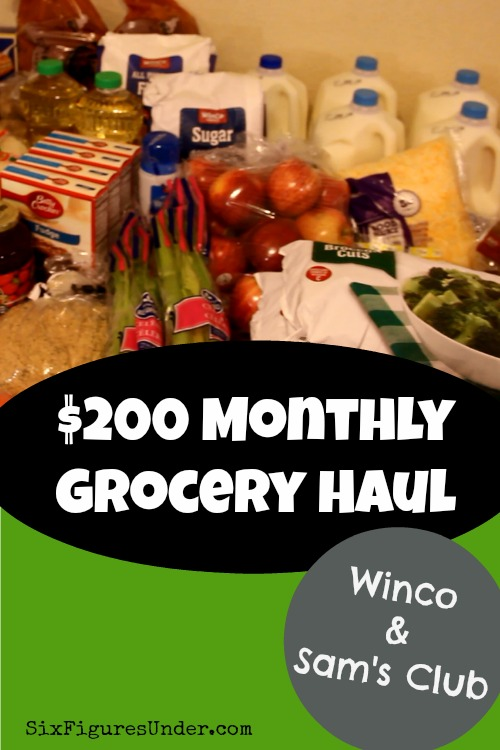 Grocery Haul | Grocery Budget | Family of Six | Save money on groceries |