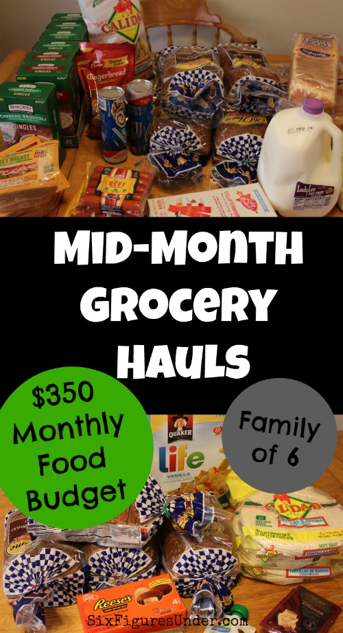 Grocery shopping on a low budget | Grocery haul at Grocery Outlet | Family of 6
