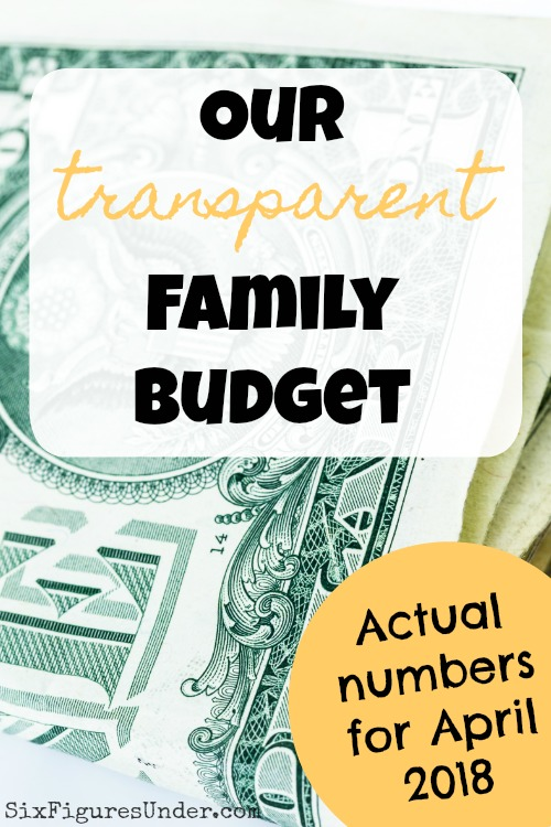 Each month this family shares their entire budget (with earnings, spending, and saving). I love seeing how another family budgets and it makes me want to sit down and start tackling our financial goals too!