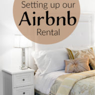 Cost of Setting Up Our Airbnb Rental